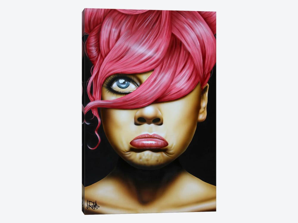 Almost Famous by Scott Rohlfs 1-piece Canvas Art