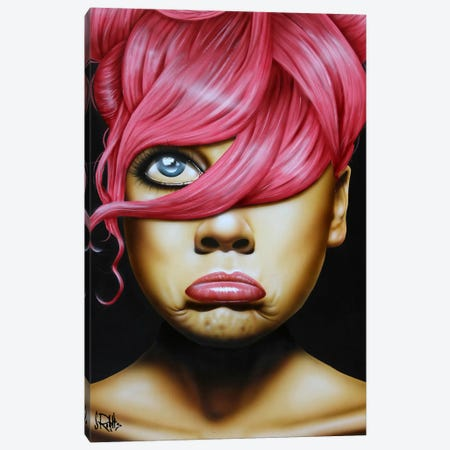 Almost Famous Canvas Print #SCR1} by Scott Rohlfs Canvas Art