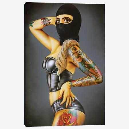 Fixed At Zero Canvas Print #SCR25} by Scott Rohlfs Canvas Art