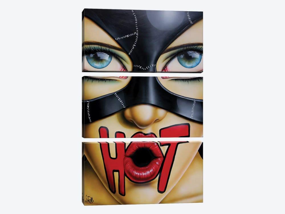 Haute by Scott Rohlfs 3-piece Canvas Artwork