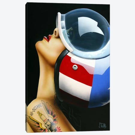 Hi Octane Canvas Print #SCR34} by Scott Rohlfs Canvas Print