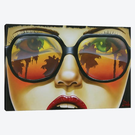 Home For The Weekend Canvas Print #SCR35} by Scott Rohlfs Canvas Print
