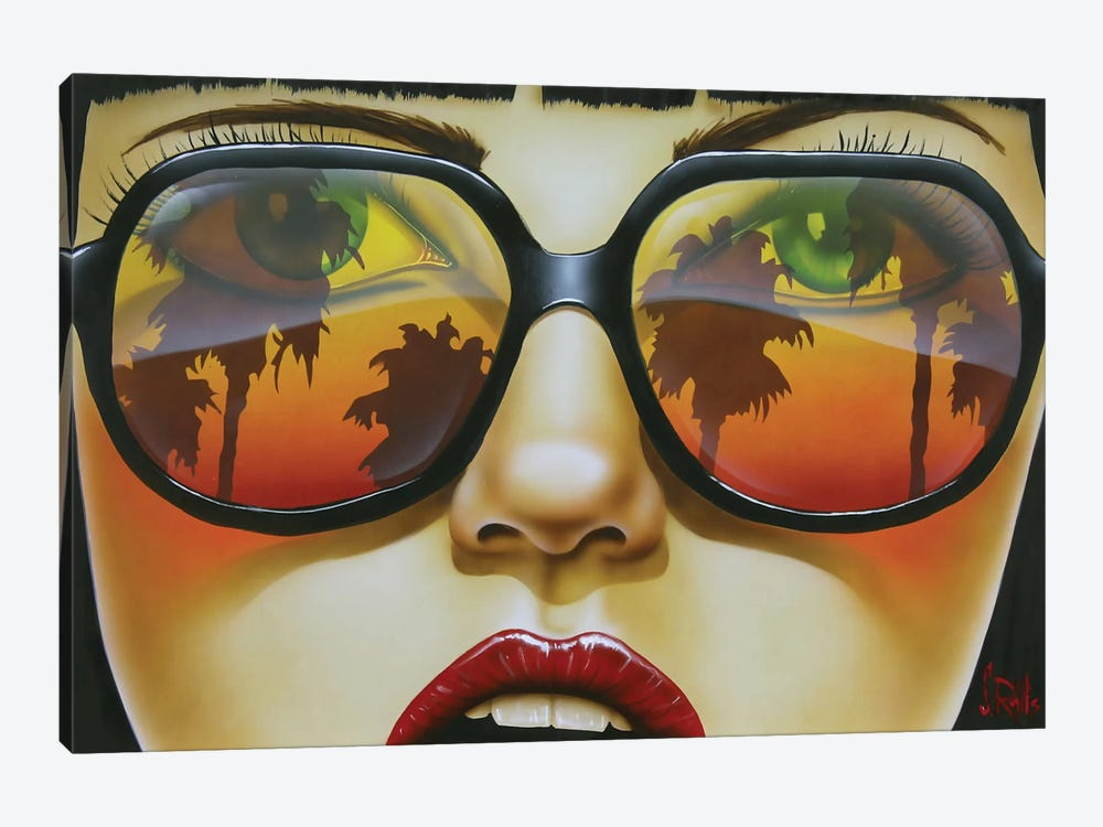 Home For The Weekend by Scott Rohlfs 1-piece Canvas Artwork