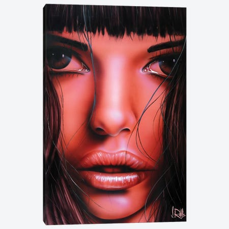 I See Red Canvas Print #SCR38} by Scott Rohlfs Canvas Art