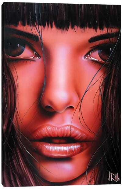 I See Red Canvas Print #SCR38