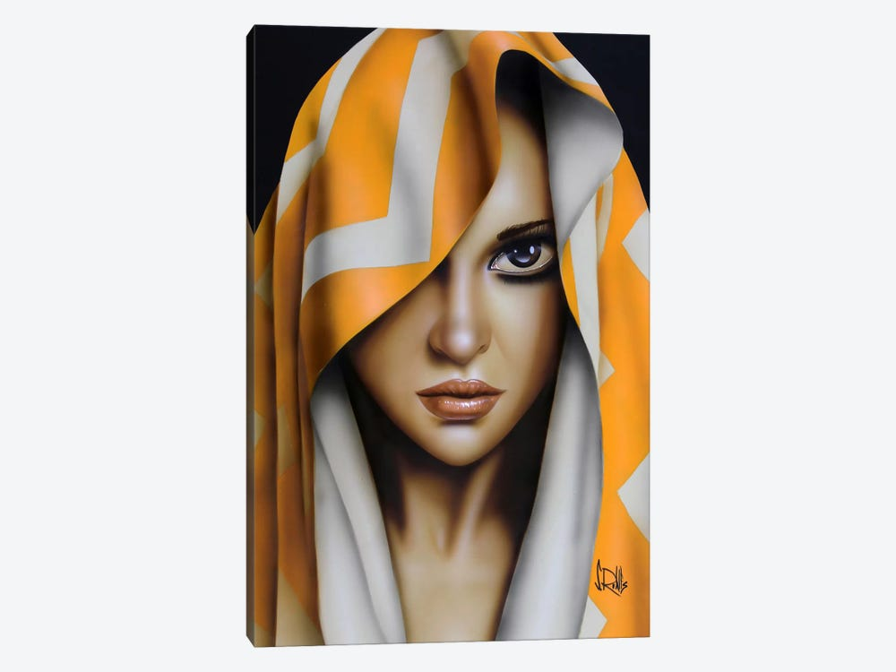 Kiss Me by Scott Rohlfs 1-piece Canvas Wall Art