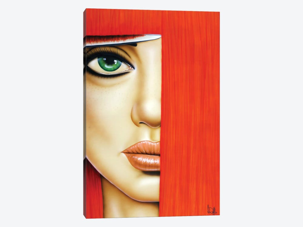 Bangin by Scott Rohlfs 1-piece Canvas Art