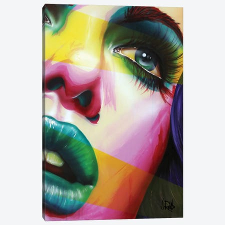 Makeshift Chemistry Canvas Print #SCR45} by Scott Rohlfs Canvas Wall Art
