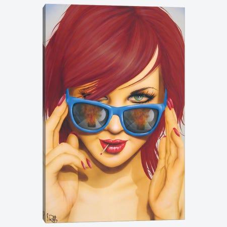 Miss Me Now Canvas Print #SCR47} by Scott Rohlfs Canvas Wall Art