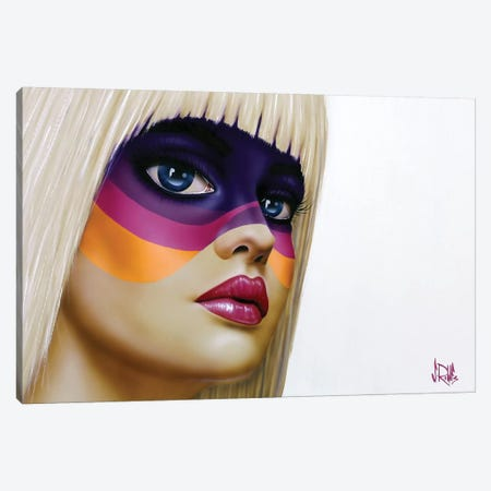 Paint My Dreams Canvas Print #SCR54} by Scott Rohlfs Art Print