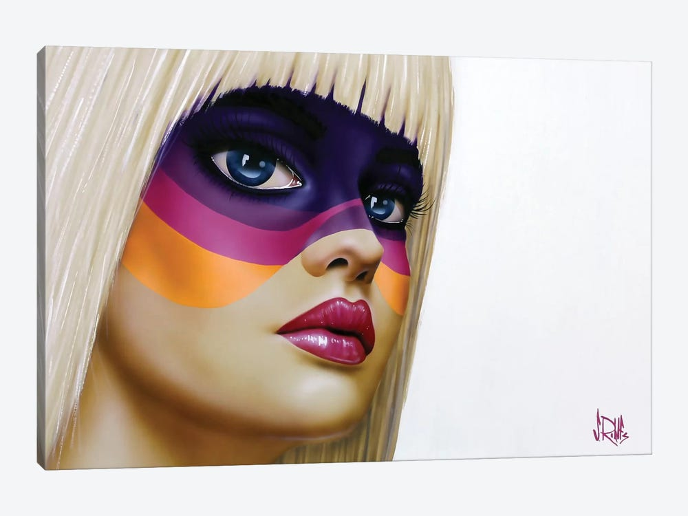 Paint My Dreams by Scott Rohlfs 1-piece Canvas Print