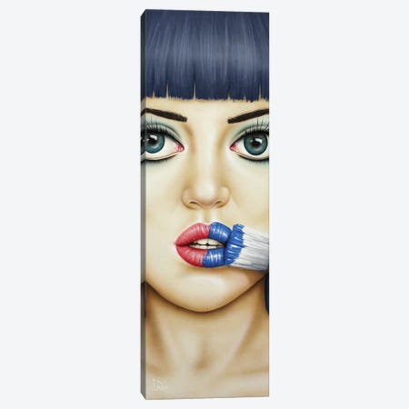 Painted Canvas Print #SCR55} by Scott Rohlfs Canvas Print