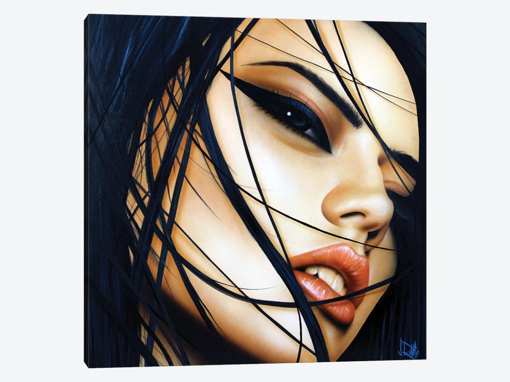 Perfect Storm by Scott Rohlfs 1-piece Canvas Print