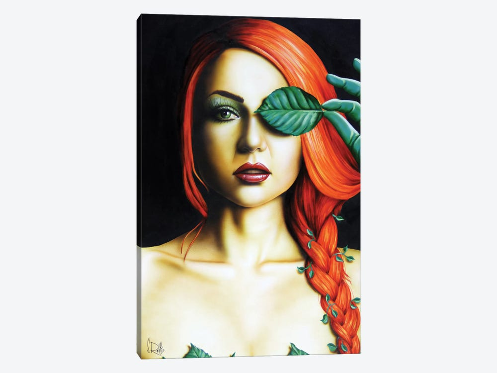 Poison Ivy by Scott Rohlfs 1-piece Canvas Art Print
