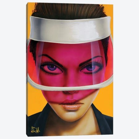 Shady Canvas Print #SCR65} by Scott Rohlfs Canvas Wall Art