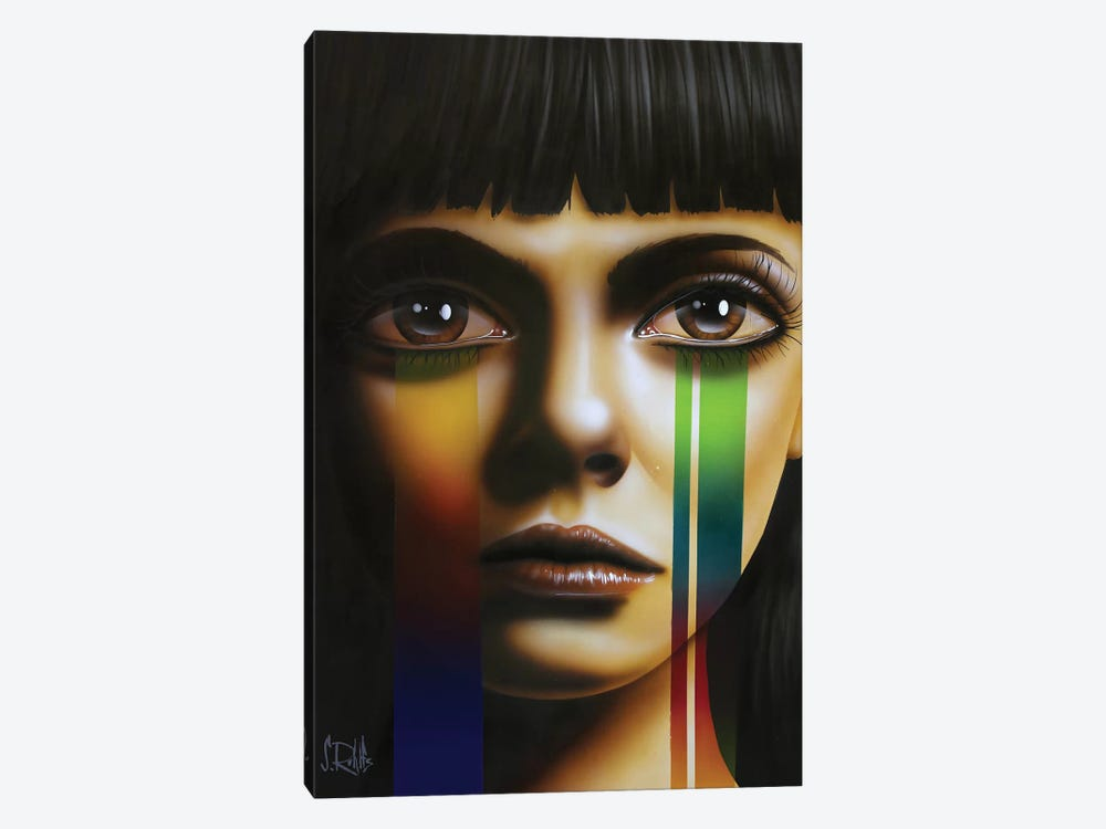 Survival by Scott Rohlfs 1-piece Canvas Art Print