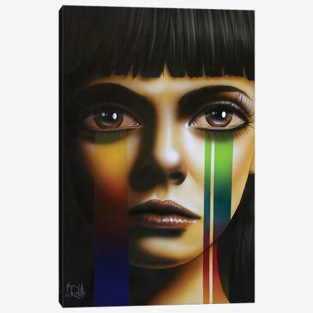 Survival Canvas Print #SCR70} by Scott Rohlfs Canvas Artwork