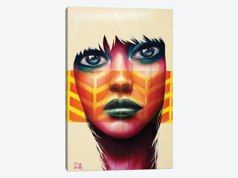 The 6th Sense by Scott Rohlfs 1-piece Canvas Artwork