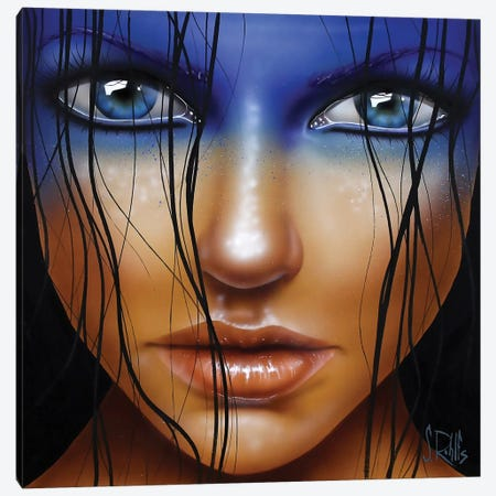 This Time I Mean It Canvas Print #SCR75} by Scott Rohlfs Art Print