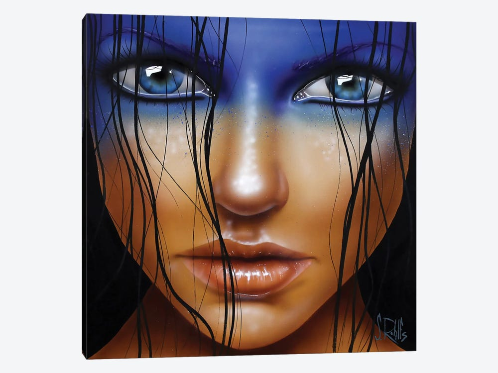 This Time I Mean It by Scott Rohlfs 1-piece Canvas Artwork