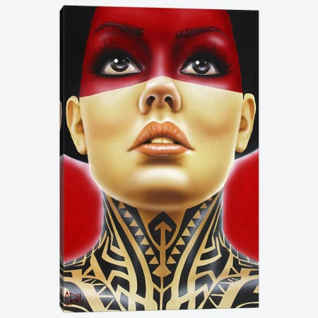 Turn Me Loose Canvas Print #SCR77} by Scott Rohlfs Canvas Art Print