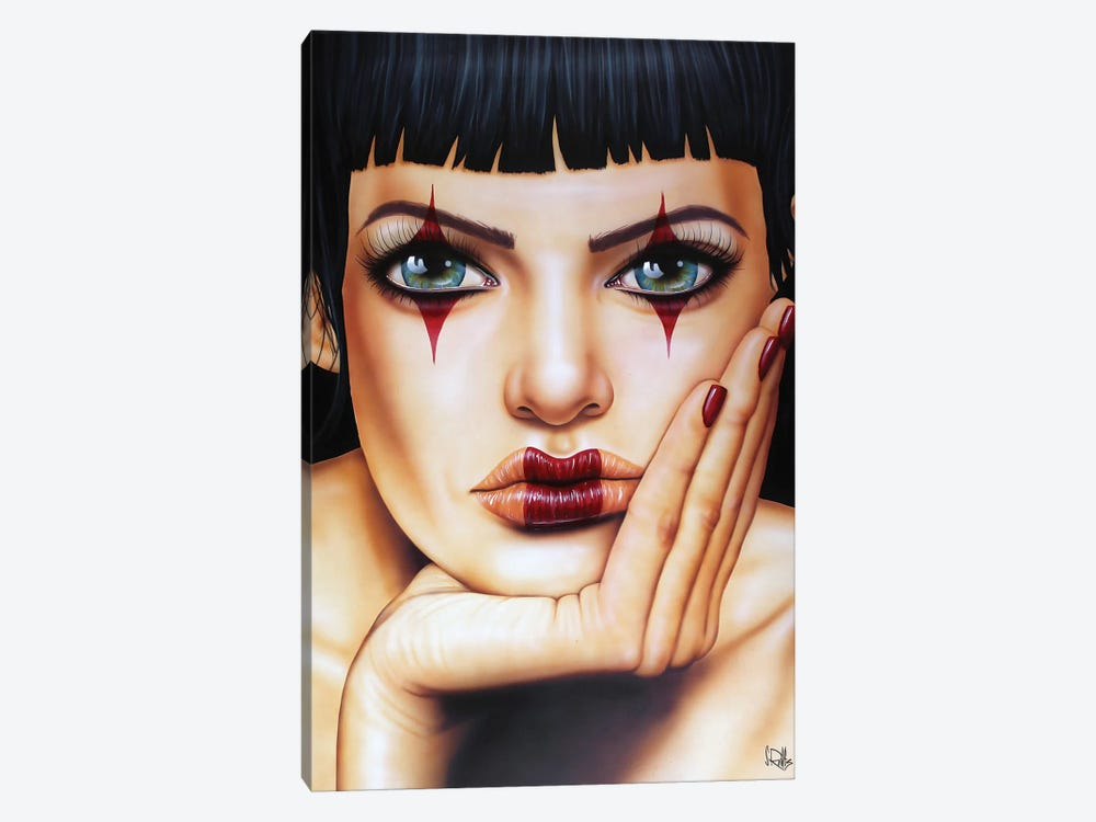 Where I Let You Down by Scott Rohlfs 1-piece Canvas Art