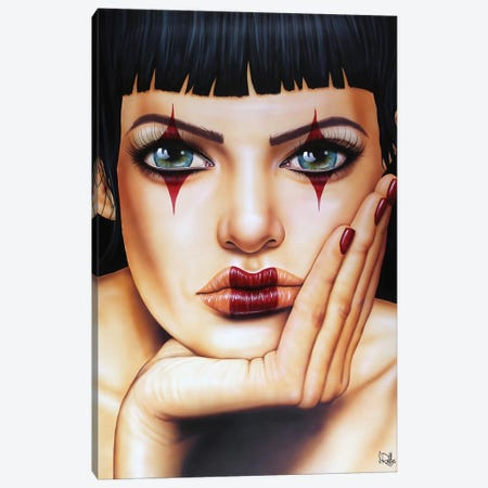 Where I Let You Down Canvas Print #SCR79} by Scott Rohlfs Canvas Wall Art