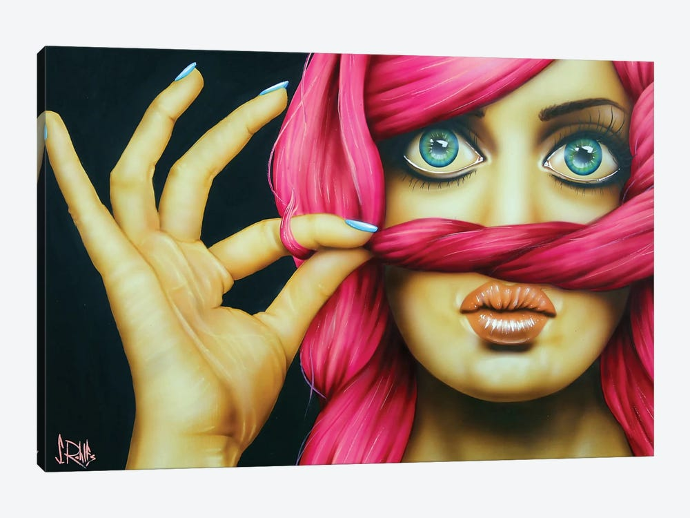 You'll Never Know by Scott Rohlfs 1-piece Canvas Art