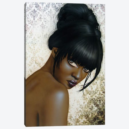 Coming Undone Canvas Print #SCR87} by Scott Rohlfs Canvas Art