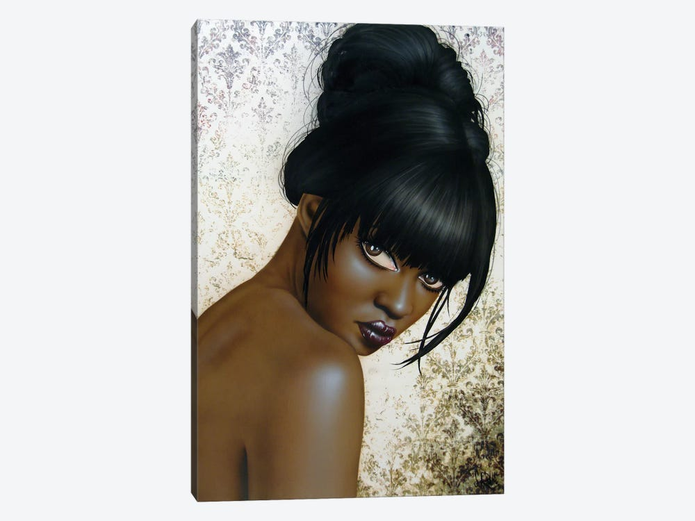 Coming Undone by Scott Rohlfs 1-piece Art Print