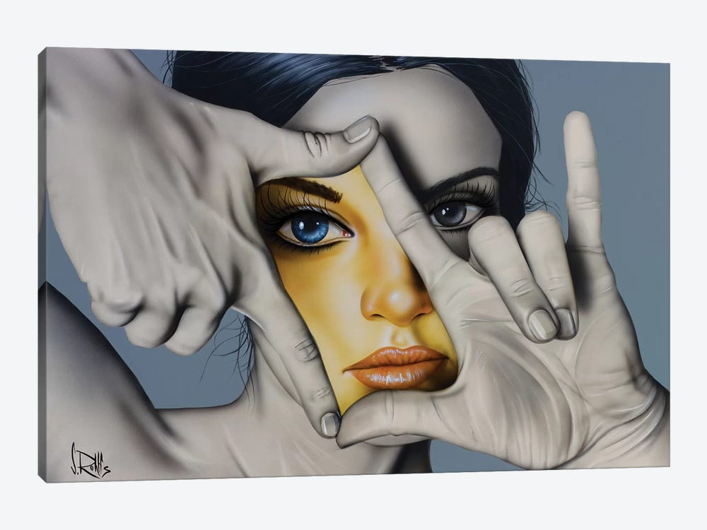 In Living Color by Scott Rohlfs 1-piece Canvas Art