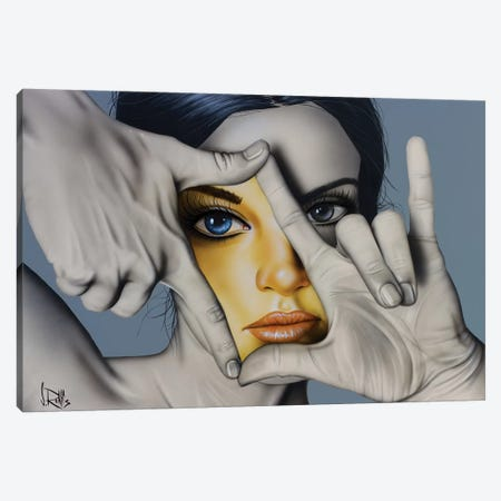In Living Color Canvas Print #SCR95} by Scott Rohlfs Canvas Print