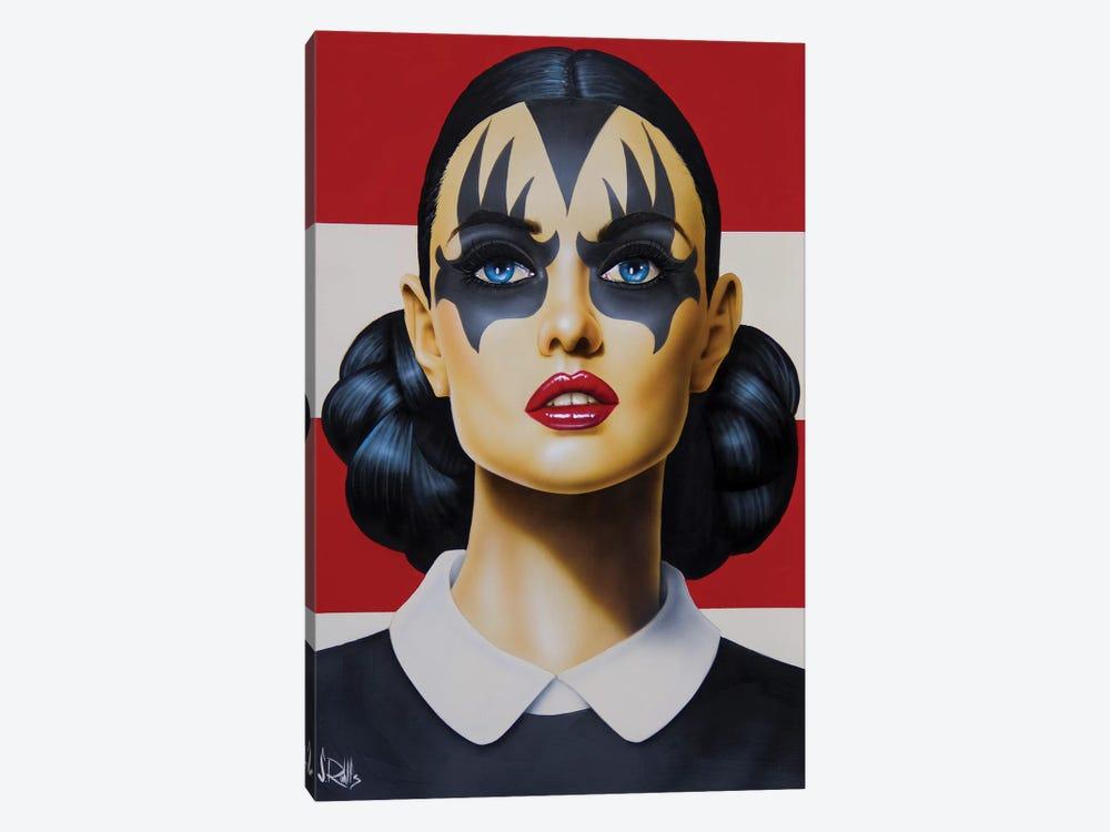 Kiss And Tell by Scott Rohlfs 1-piece Canvas Art