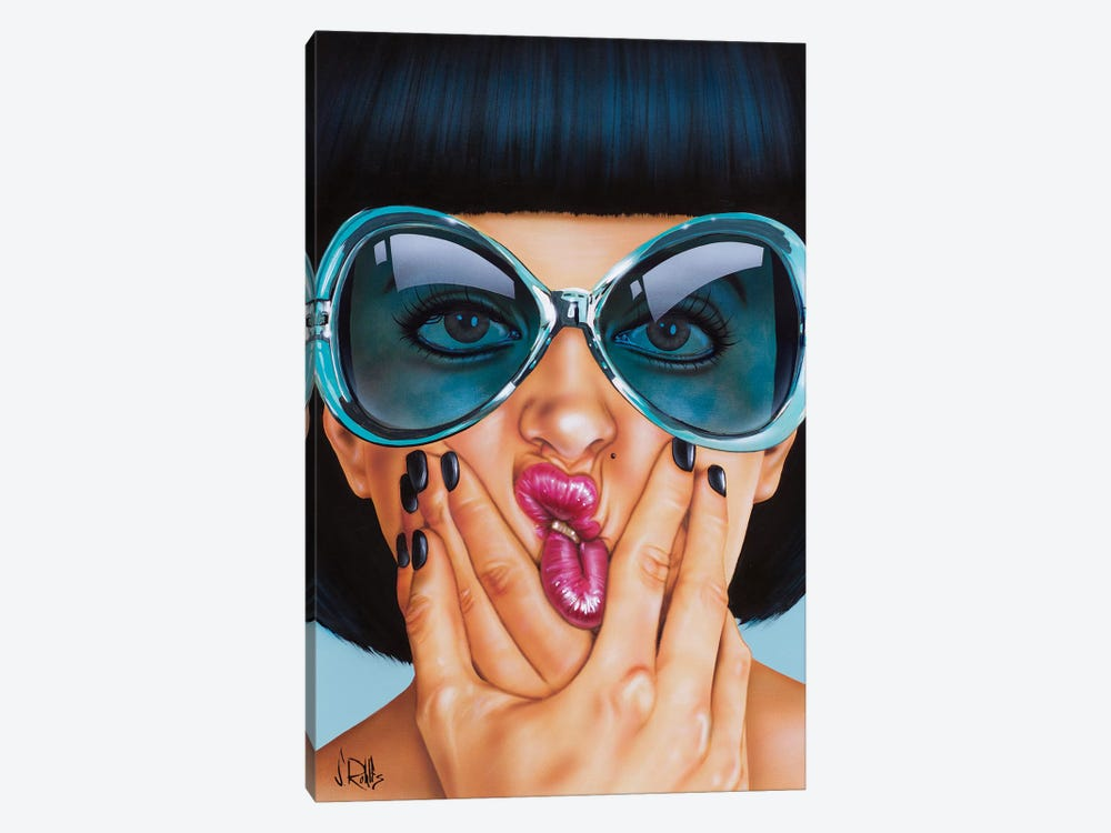 One For The Money by Scott Rohlfs 1-piece Canvas Art