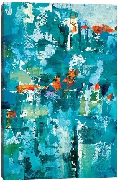 Reticent I Canvas Art Print