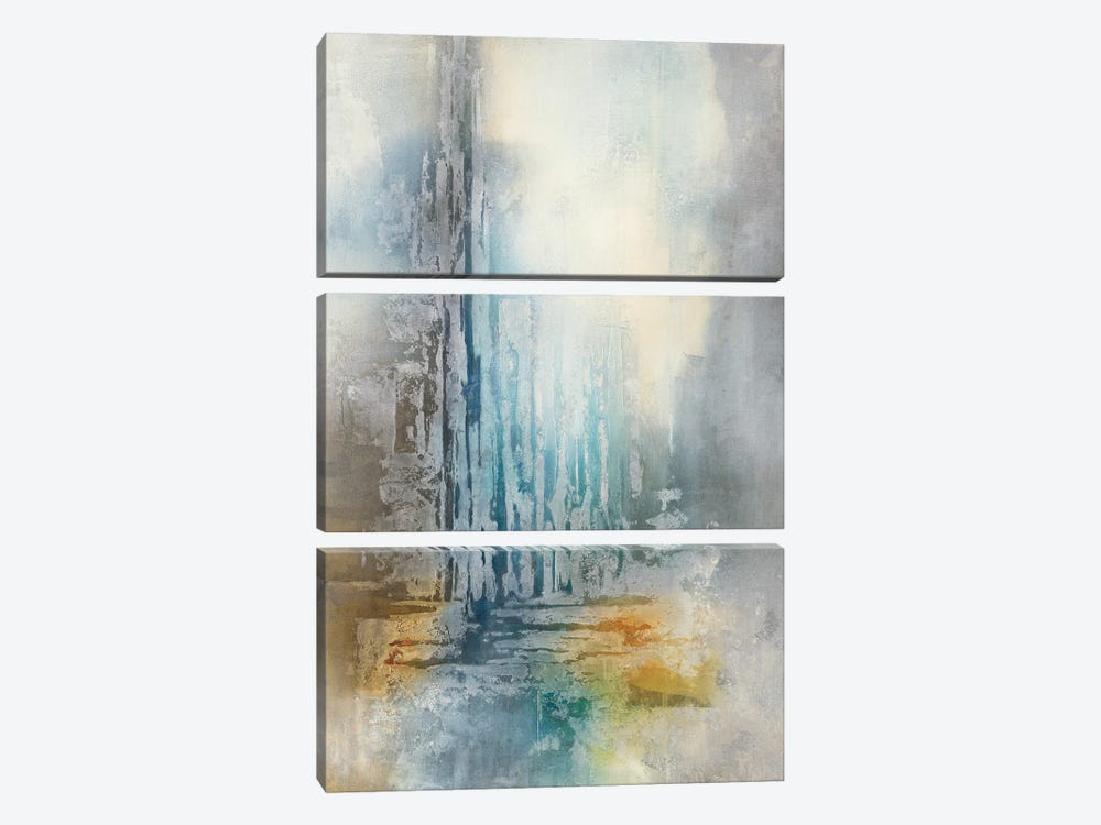 Rising Atmosphere by Scott Brems 3-piece Canvas Wall Art