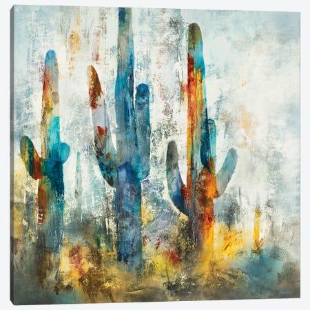 Saguaro Forest Canvas Print #SCT6} by Scott Brems Canvas Print