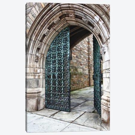 Arched Entry Canvas Print #SCV1} by Sandro De Carvalho Canvas Artwork