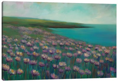 Seaside Sanctuary Canvas Art Print