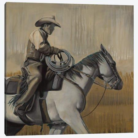The Search I Canvas Print #SDA16} by Stacy DAguiar Canvas Art Print