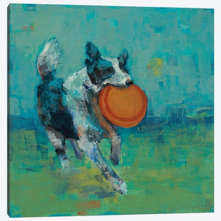 Play Time I Canvas Print #SDA1} by Stacy DAguiar Art Print