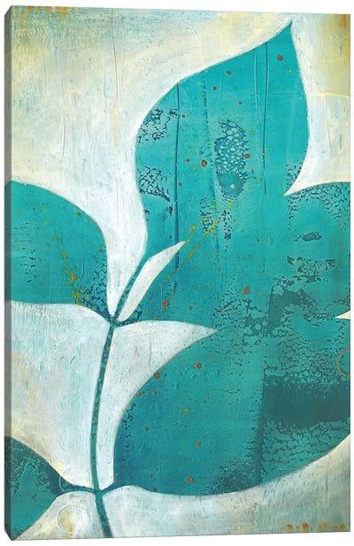 Foliation I Canvas Art Print