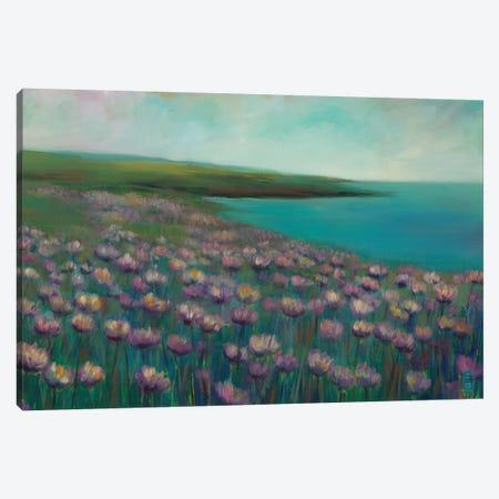 Seaside Sanctuary Canvas Print #SDA8} by Stacy DAguiar Canvas Print