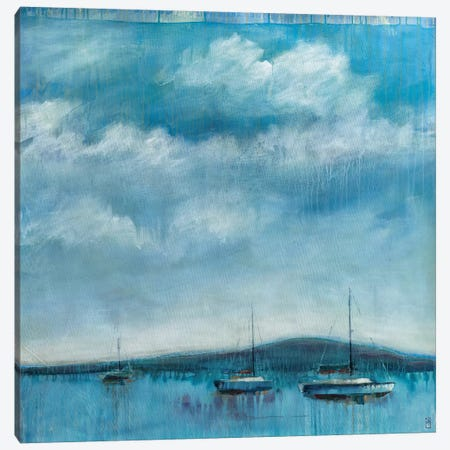 Nauticus Canvas Print #SDA9} by Stacy DAguiar Canvas Print