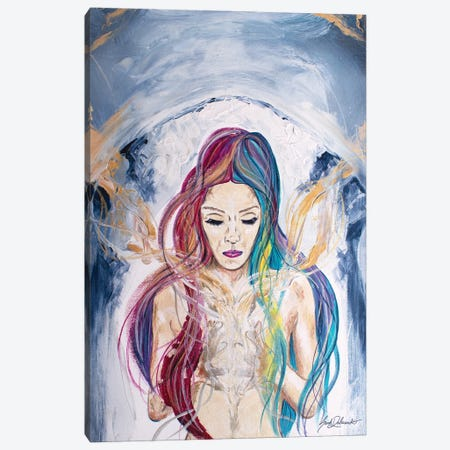 The Power Within Canvas Print #SDD14} by Sarah Dalesandro Canvas Art
