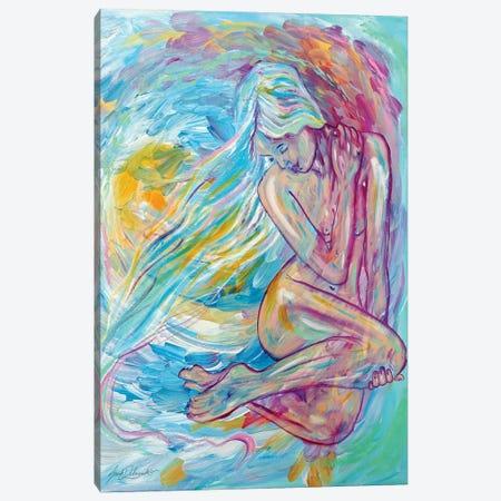 Where Soul Meets Body Canvas Print #SDD28} by Sarah Dalesandro Canvas Wall Art