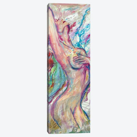 Reach For The Stars Canvas Print #SDD30} by Sarah Dalesandro Canvas Art Print