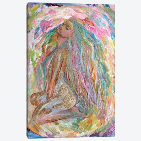 Golden Hour Canvas Print #SDD4} by Sarah Dalesandro Canvas Art Print