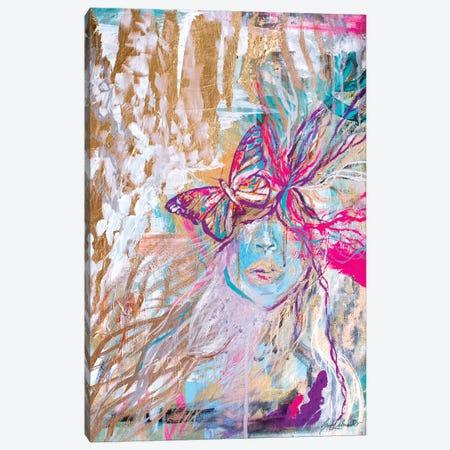 Metamorphosis, Again Canvas Print #SDD9} by Sarah Dalesandro Canvas Artwork