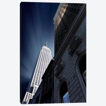 The Skyscraper of NYC Canvas Print #SDG100} by Sebastien Del Grosso Canvas Art
